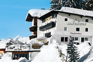 Hotel Alpenhof Hubertus Hochpillberg