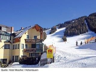 Hotel Moscher & Feriendorf Hochtauern - Österreich - Steiermark