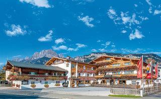 Hotel St.Johanner Hof & Nebenhaus Central - St. Johann (Tirol) - Österreich