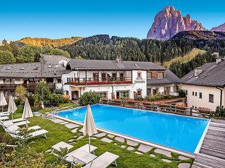 Hotel Dolomiti Dosses - Santa Christina (Gröden) - Italien