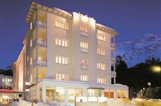 Hotel Laudinella - St. Moritz - Schweiz