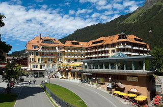Hotel BEST WESTERN Silberhorn - Wengen - Schweiz