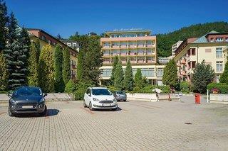 Hotel Sanssouci Karlsbad - Tschechien - Tschechien
