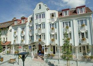 Hotel Erzsebet Heviz - Ungarn - Ungarn: Plattensee / Balaton