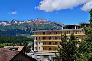 Hotel Schweizerhof Pontresina - Schweiz - Graubünden