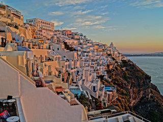 Hotel Loucas - Griechenland - Santorin