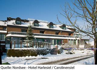 Hotel Harlesiel - Deutschland - Nordseeküste und Inseln - sonstige Angebote