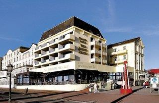 Strandhotel Vierjahreszeiten Borkum