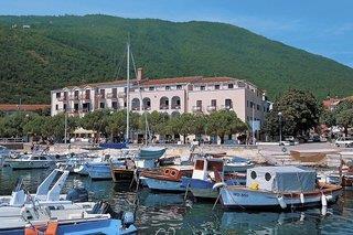 Hotel Mediteran Morcenicka Draga - Kroatien - Kroatien: Kvarner Bucht
