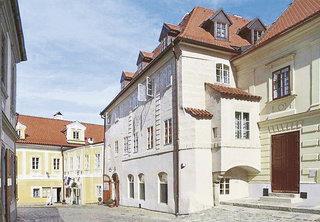 Hotel Bellevue U Mesta Vidne - Tschechien - Tschechien