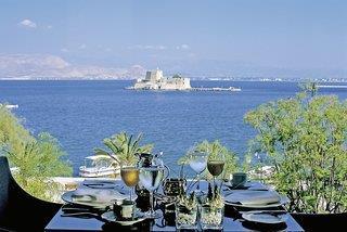 Hotel Amphitryon - Griechenland - Peloponnes