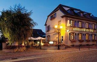 Hotel Hostellerie Du Pape - Eguisheim - Frankreich