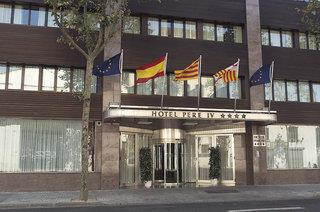 Hotel Pere IV - Barcelona - Spanien