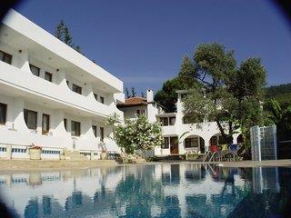 Hotel Aquarium - Güvercinlik - Türkei