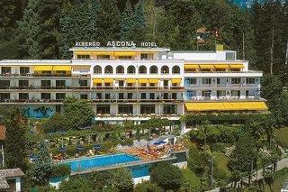 Hotel Ascona - Schweiz - Tessin