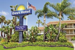 Hotel Days Inn Circle - San Diego - USA