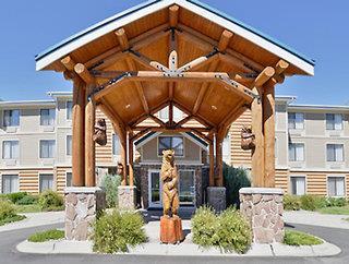 Hotel Clubhouse Inn West Yellowstone - USA - Montana