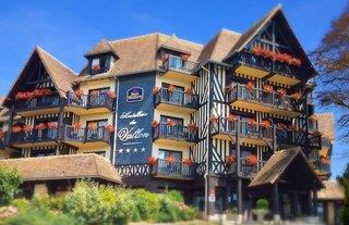 Hotel BEST WESTERN Du Vallon Hostellerie - Frankreich - Normandie & Picardie & Nord-Pas-de-Calais