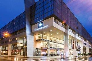 Radisson Blu Hotel & Conference Centre - Österreich - Salzburg - Salzburg