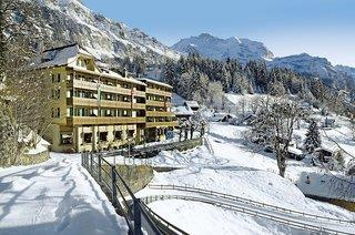 Hotel Alpenrose Wengen - Wengen - Schweiz