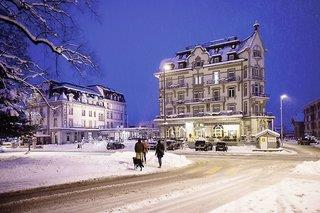 Hotel Carlton Europe - Interlaken - Schweiz