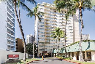 Hotel Ramada Plaza Waikiki - USA - Hawaii - Insel Oahu