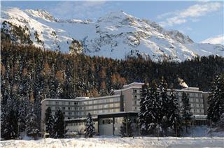 Hotel Club Med St.Moritz Roi Soleil - St. Moritz - Schweiz