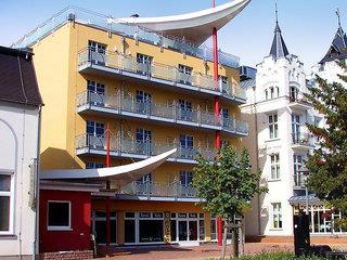 Hotel Palais Strandpromenade Prinz von Preussen - Deutschland - Insel Usedom