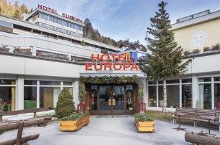 Hotel Europa - St. Moritz - Schweiz