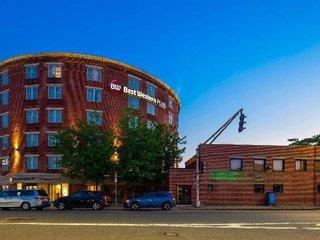 Hotel BEST WESTERN Roundhouse Suites - USA - New England