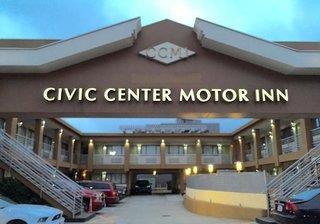 Hotel Civic Center Motor Inn - USA - Kalifornien