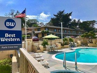 Hotel BEST WESTERN Park Crest Inn - USA - Kalifornien
