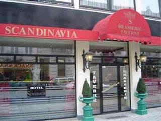 Hotel Scandinavia Brussels