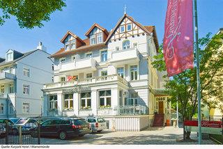 Hotel Kurpark Warnemünde - Deutschland - Mecklenburg Ostseeküste
