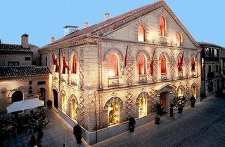 Hotel San Juan de Los Reyes - Toledo - Spanien
