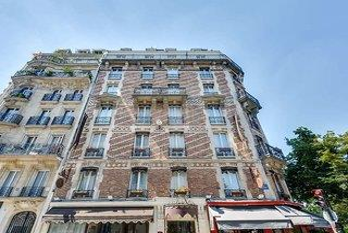 Hotel Montparnasse Villa - Frankreich - Paris & Umgebung