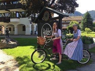 Hotel Sonnenhof Ruhpolding - Deutschland - Bayerische Alpen