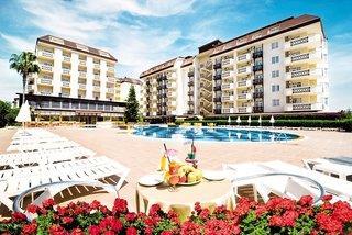 Hotel Titan Garden - Türkei - Side & Alanya