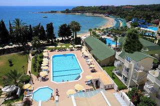 Hotel Aska Baran - Avsallar (Incekum) - Türkei