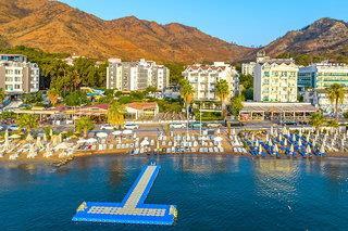 Hotel Caprice Beach - Türkei - Marmaris & Icmeler & Datca