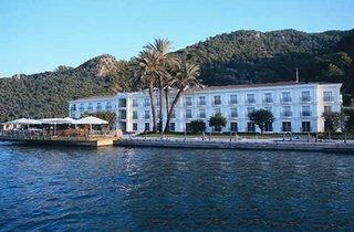 Hotel Ece Saray Marina & Resort - Türkei - Dalyan - Dalaman - Fethiye - Ölüdeniz - Kas