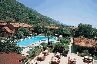 Hotel Tropicana Ölüdeniz - Türkei - Dalyan - Dalaman - Fethiye - Ölüdeniz - Kas