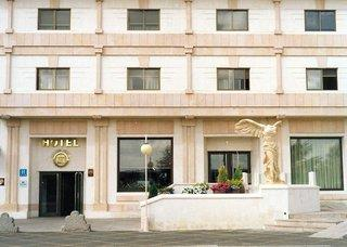 Hotel Cuatro Postes - Spanien - Zentral Spanien