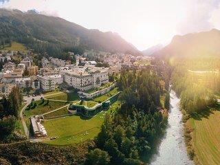 Grand Hotel Kronenhof - Schweiz - Graubünden