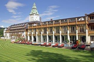 Hotel Schloss Elmau - Deutschland - Bayerische Alpen