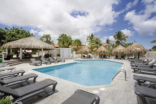 Hotel Bon Bini Resort - Seaquarium Beach (Insel Curacao) - Curacao