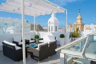 Hotel Hospederia Las Cortes de Cadiz - Spanien - Costa de la Luz
