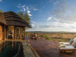 Hotel Madikwe Hills Private Game Lodge