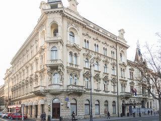 Hotel Palace Zagreb - Kroatien - Kroatien: Mittelkroatien