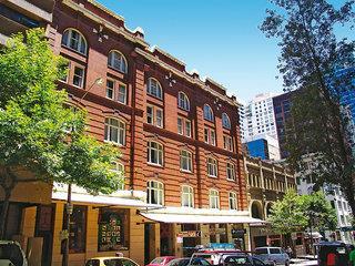 Hotel Base Backpackers Sydney - Australien - New South Wales